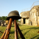Casemate Aschenbach et son camp France 40